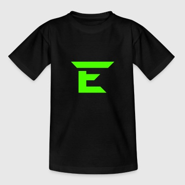 E for Emerald - Kids' T-Shirt