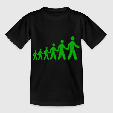 Green Male Pursuit Gift Gift Idea - Kids' T-Shirt