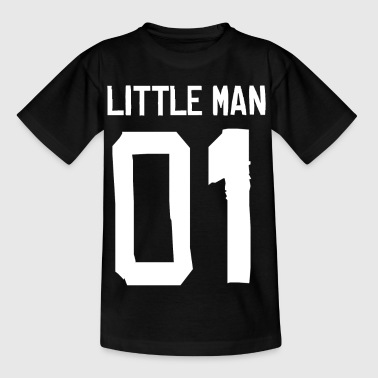 Little Man - partner Shirt - Kinderen T-shirt
