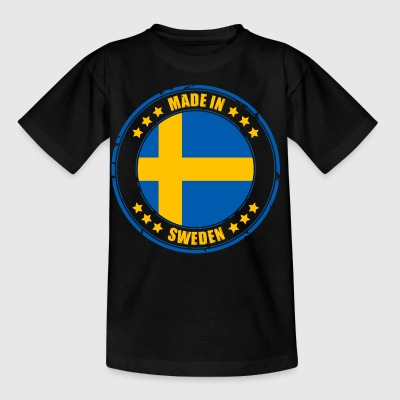 MADE IN SWEDEN, SWEDEN - Kids' T-Shirt