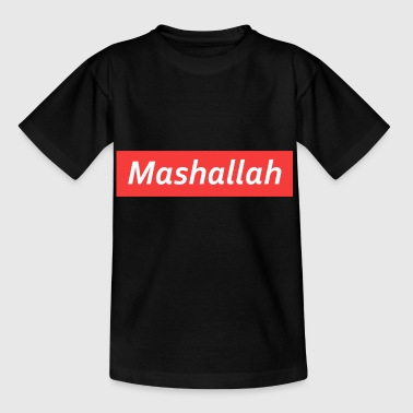 mashallah - Kids' T-Shirt