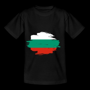 homeland flag love origin Bulgaria png - Kids' T-Shirt