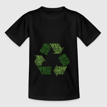 Recycling - Kinder T-Shirt
