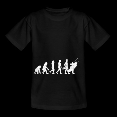 Evolution hockey hockey sur glace - T-shirt Enfant