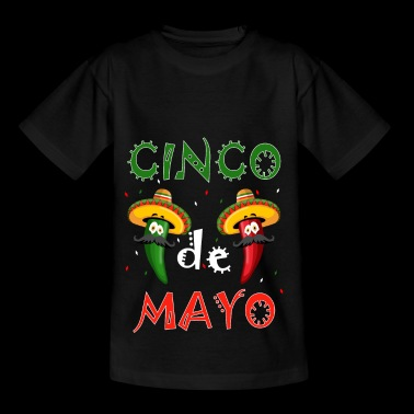 CINCO de Mayo Party T-Shirt Cool cadeau drôle de fête - T-shirt Enfant