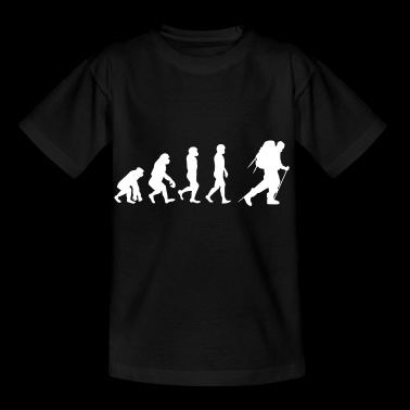 Climbing - Mountaineering - Evolution - Gift - Kids' T-Shirt