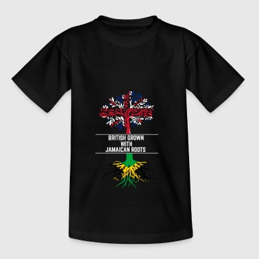 British grown - Kids' T-Shirt