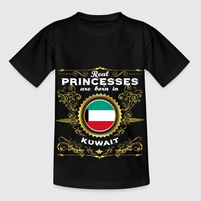 Princess Princess QUEEN BORN KUWAIT - T-shirt barn