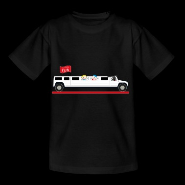 Stretch limousine lobster - Kids' T-Shirt