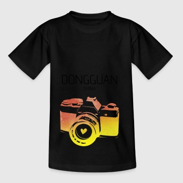 China, Dongguan - Kids' T-Shirt