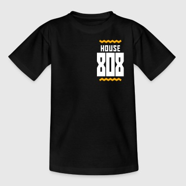 Black House 808 - T-skjorte for barn