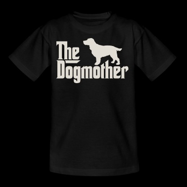 De Dogmother - Engels Cocker Spaniel - Kinderen T-shirt