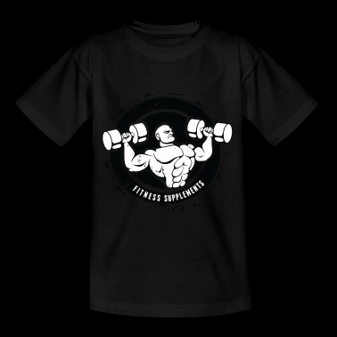Fitness supplements - Kids' T-Shirt