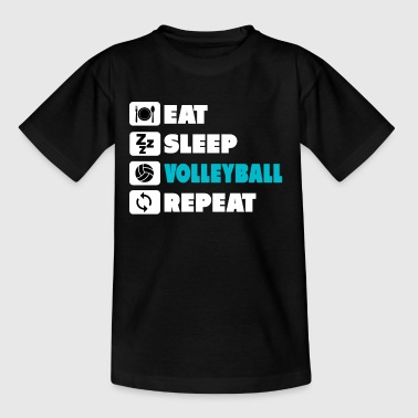 volleyball - Kids' T-Shirt