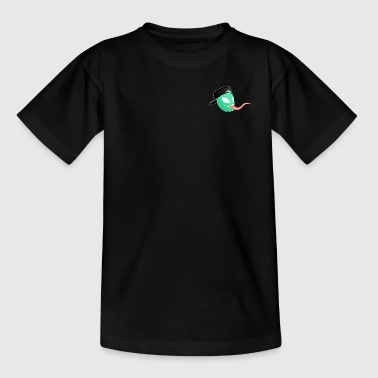 Bill The Alien Head-logo - Kinderen T-shirt
