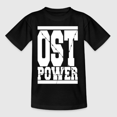 Ost Power - Kinder T-Shirt