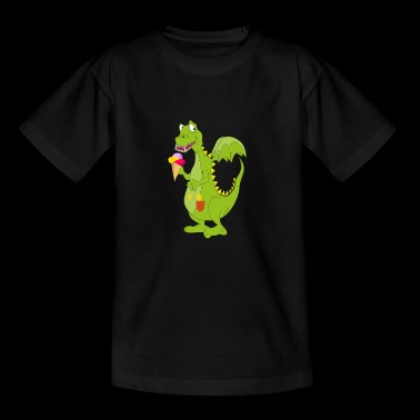 Great Dragon for Kids - Kinderen T-shirt