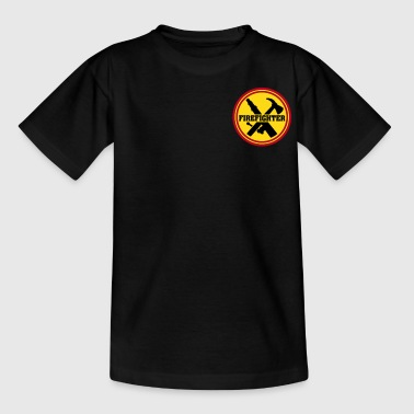 Firefighter   - Kids' T-Shirt