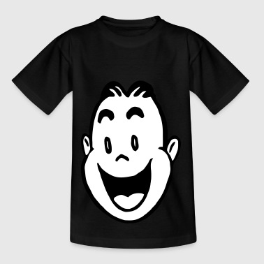 Funny face - Kids' T-Shirt