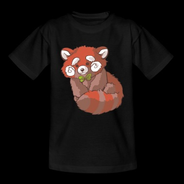 Red panda - Kids' T-Shirt
