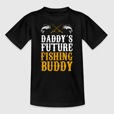 Daddy´s Future Fishing Buddy - Kinder T-Shirt
