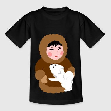 Eskimo - Kinder T-Shirt