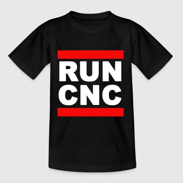 CNC shirt - T-skjorte for barn