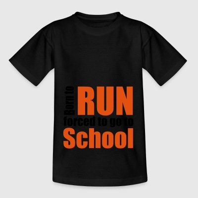 2541614 14383313 run - Kinder T-Shirt