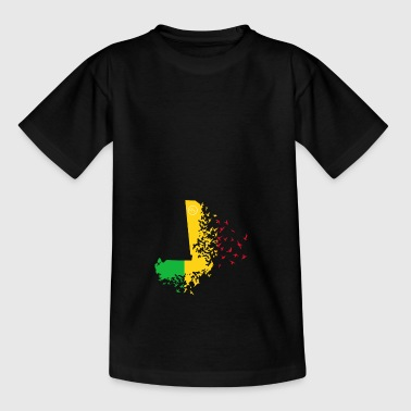Flying / Mali - Børne-T-shirt