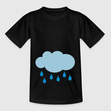 2541614 15252521 Cloud - Kinderen T-shirt