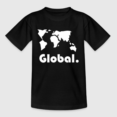 Global Tema - Børne-T-shirt