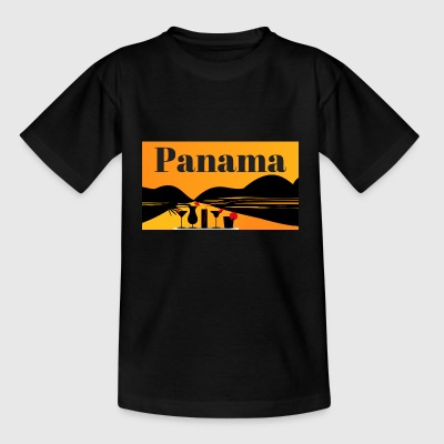 Panama - T-shirt barn