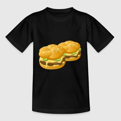 Burger - T-shirt barn