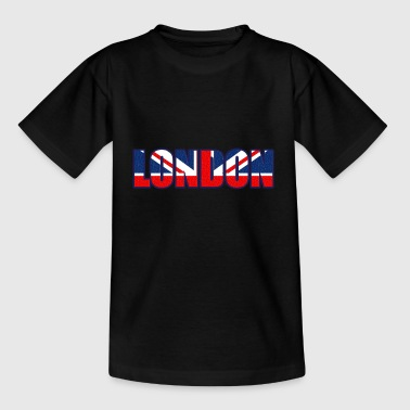 logo Londres - T-shirt Enfant