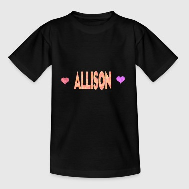 Allison - T-shirt Enfant