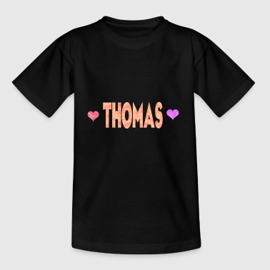 Thomas - T-shirt Enfant
