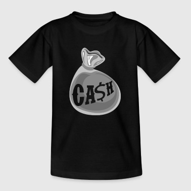 Cash Tee Shirt - Kids' T-Shirt