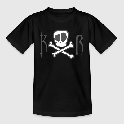 Kids Rebellen Logo - Kinder T-Shirt