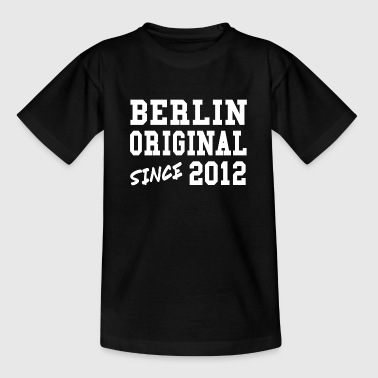 Berlin Original 2012 Shirt Cool child gift - Kids' T-Shirt