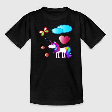 Magic Unicorn - Kids' T-Shirt
