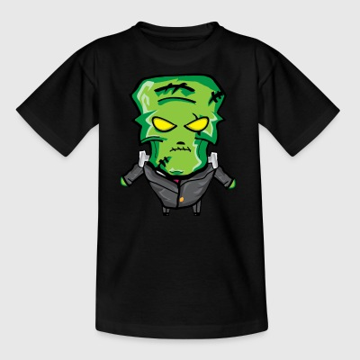 Halloween Frankenstein - T-shirt Enfant