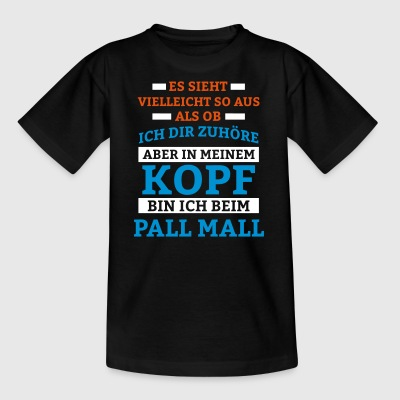 Pall Mall Sportart - Kinder T-Shirt