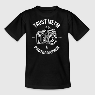 Photographer - Kids' T-Shirt