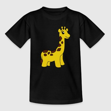 Maid Giraffe - Kinder T-Shirt