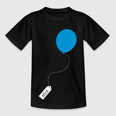 Balloon Pilot - T-shirt barn