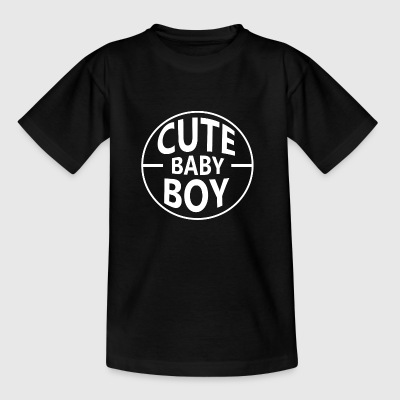 Cute Baby Boy - T-skjorte for barn