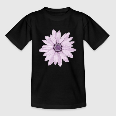 Pink Flower - Kids' T-Shirt