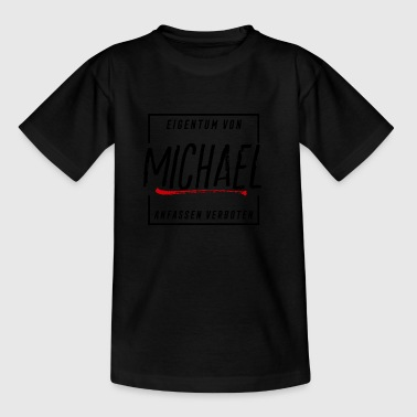 Michael - Kinder T-Shirt