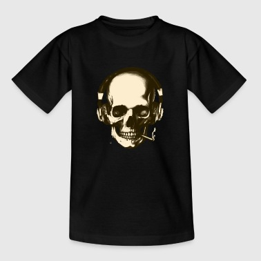Death by music - Kids' T-Shirt