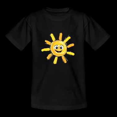 Sunshine - Partnerlook Shirt 009 - Kinderen T-shirt